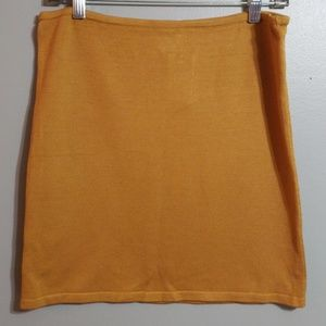 NWT Elements Skirt, Brown, Size Large